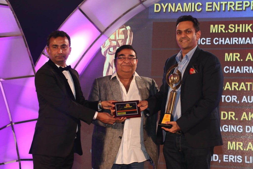 Dynamic Entrepreneur of the year 2016