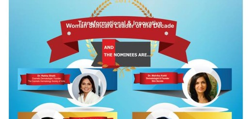 Transformational & Innovative Woman Skincare Leader of the Decade