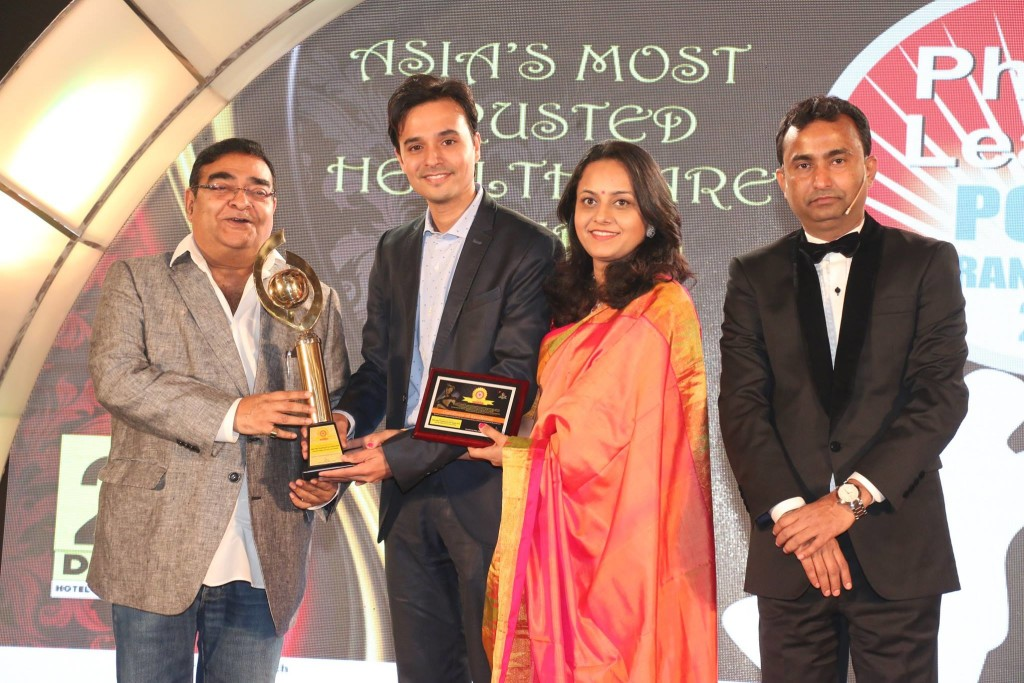 India's Most Promising Eye Care Hospital 2016