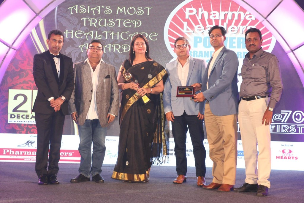 India's Most Promising Healthcare TPA of the Year 2016 - vidal
