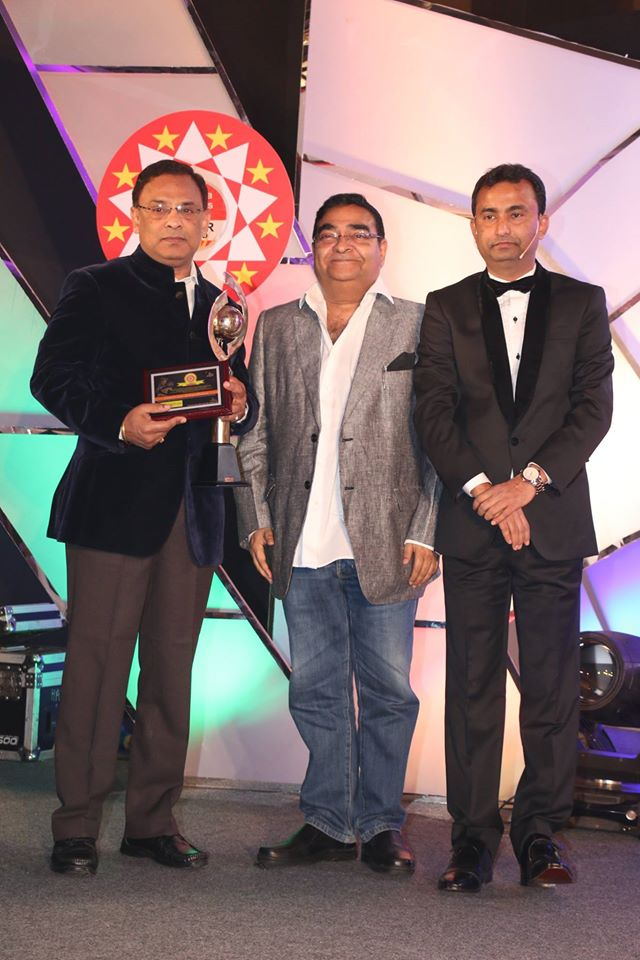 India's Most Promising Orthopedic Surgeon of the Year 2016 - Copy